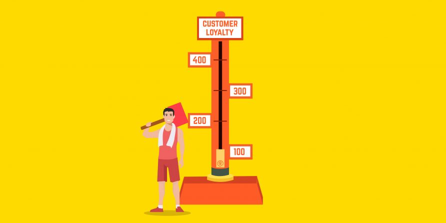 customer loyalty scale