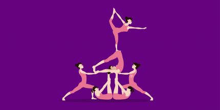 gymnasts structure